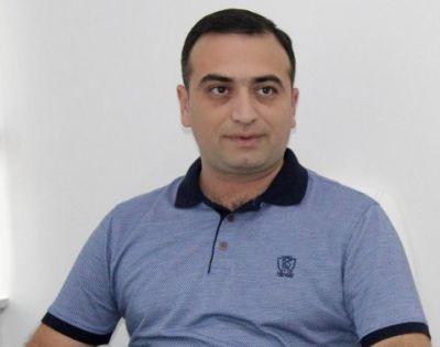 Sumqayıtlı gəncə telekanalda vəzifə verildi