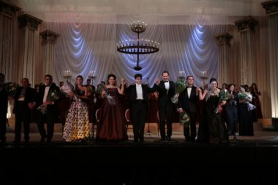Opera və Balet Teatrında mövsümün ilk premyerası olub FOTOLAR
