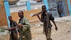 """ABŞ """"səhvən"""" bombaladı, 22 Somali hərbçisi öldü"""