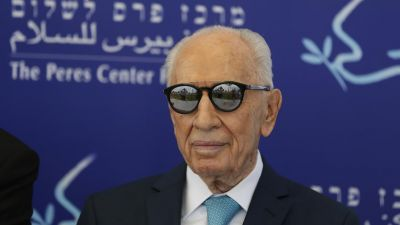 Şimon Peres göz qişalarını xəstələrə bağışlayıb Dağda dəfn olunacaq