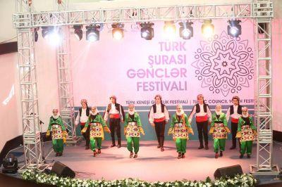Gəncədə Festival çərçivəsində konsert təşkil edilib FOTOLAR