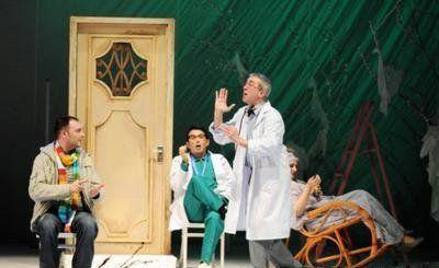 """Akademik Milli Dram Teatrında """"Şekspir"""""""