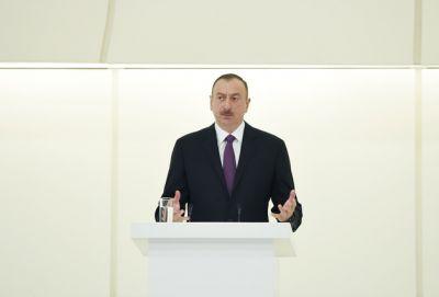 Алиев: «Когда дело доходит до нас, резолюции ООН не исполняются»