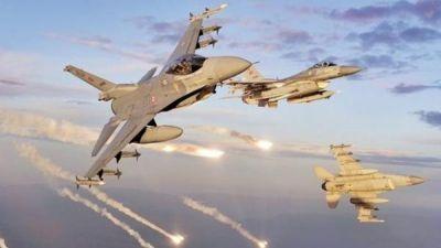 Türkiyə ordusu İŞİD hədəflərinə 238 dəfə zərbə endirib