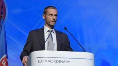 UEFA prezidenti bu gün Bakıda brifinq keçirəcək