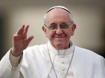 Папа Римский прибыл в Грузию