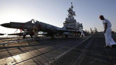 Fransadan İŞİD hədəflərinə hücum