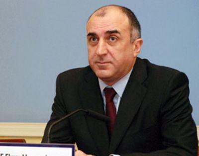 Elmar Məmmədyarov Baş Katibin köməkçisi ilə görüşüb