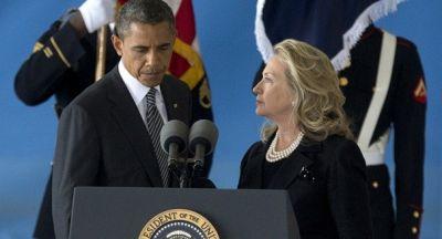 """Hillari Klinton Obamanın siyasətini """"topa tutdu"""""""