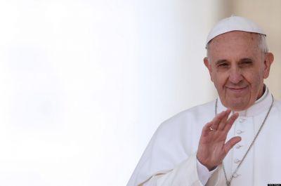 Началась месса Папы Римского Франциска в католичеcкой церкви в Баку