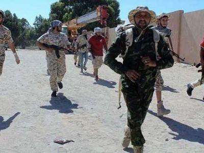 İŞİD 8 liviyalı əsgəri öldürdü