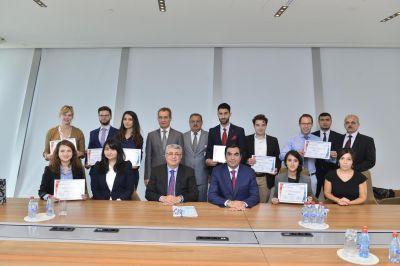 Завершен проект «Бакинская летняя школа нефти»