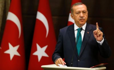Эрдоган обвинил ЕС в невыполнении обязательств