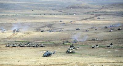 В Нахчыване начались командно-штабные учения