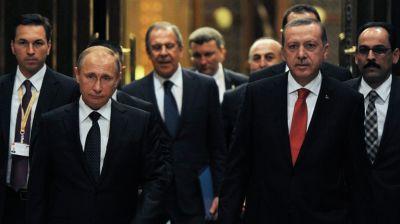 Президент России едет в Турцию