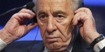 Şimon Peres ölümündən qabaq şok açıqlama yayıb
