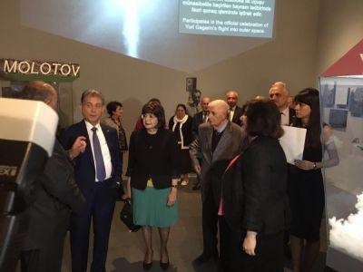 Akademik Yusuf Məmmədəliyev haqqında saytın təqdimatı keçirilib FOTOLAR