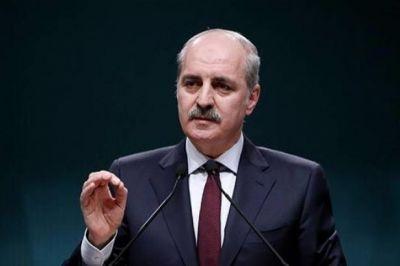 """Numan Qurtulmuş: """"Türkiyə buna imkan verməyəcək"""""""