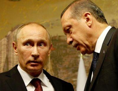 Ərdoğan və Putin nələri müzakirə etdi?