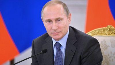 Putin 64 yaşını yaxınları ilə qeyd edəcək