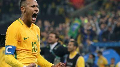 Braziliyadan Boliviyaya futbol dərsi