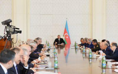 """Azərbaycan prezidenti: """"Yaxın Şərqdə vəziyyət getdikcə kəskinləşir"""""""