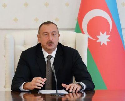 """Prezident İlham Əliyev: """"Biz həmişə öz yolumuzla gedirik"""""""