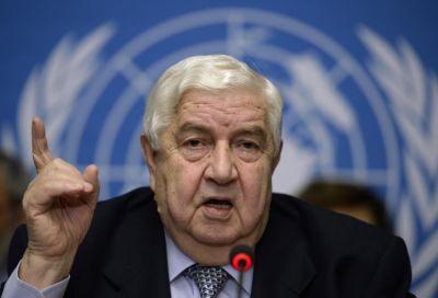 Suriyanın baş diplomatı Moskvaya gedir...