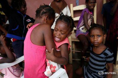 """Haitidə """"Metyu"""" qasırğası 842 nəfərin həyatına son qoydu"""