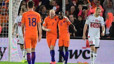DÇ-2018: Fransa, Hollandiya və Portuqaliyadan darmadağın