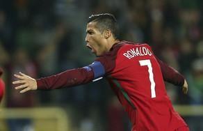 Ronaldodan ilk