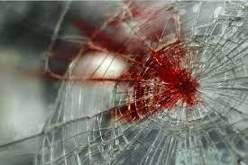 Lənkəranda ağır yol qəzası: 2 nəfər yaralandı