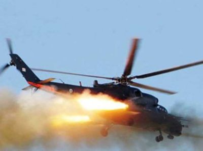 Hərbi helikopter qəzaya uğrayıb  8 nəfər ölüb