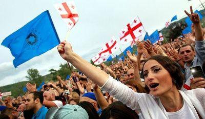 Gürcüstan parlamentində hansı partiyalar təmsil olunacaq?