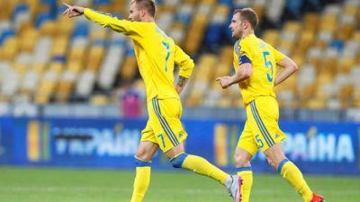 Ukrayna 3 qolla qalib gəlib