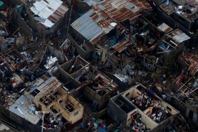 Ураган «Мэтью» унес жизнь почти 1000 человек