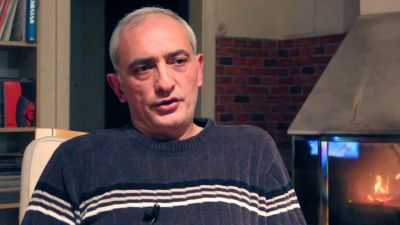 Ваге Аветян внезапно прилетел в Баку