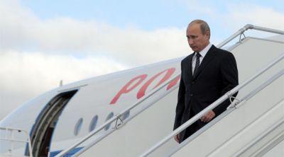 Президент России прибыл в Стамбул