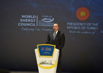 """Prezident: """"Cənub Qaz Dəhlizi enerji təhlükəsizliyi üçün önəmli layihədir"""""""