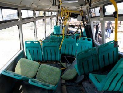 Sabirabadda avtobus qəzası ölən və xəsarət alanlar var