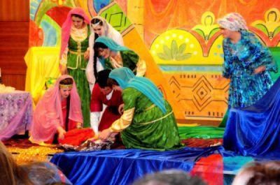 Qusar Dövət Ləzgi Dram Teatrı Moskvaya qastrola hazırlaşır