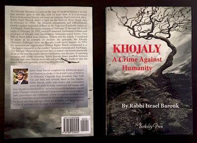 В Калифорнии вышла в свет книга еврейского религиозного деятеля о Ходжалинском геноциде