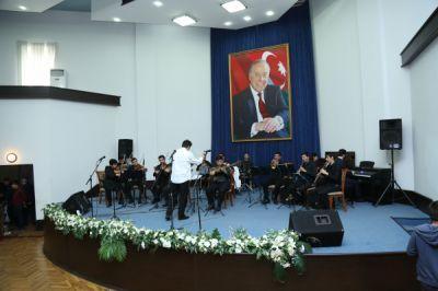 Gəncədə konsert olub FOTOLAR
