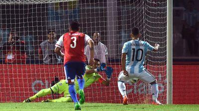 Argentina Messisiz xal itirib