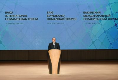 Bakı Forumu:  tarixi, geosiyasi və mədəni aspektlərdən baxış