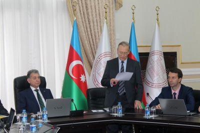 В НАНА состоялось собрание объединенного института ядерных исследований