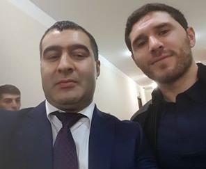 Cavid Hüseynov azadlığa buraxılıb