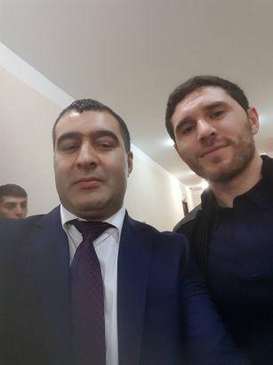 Футболист Джавид Гусейнов отпущен на свободу