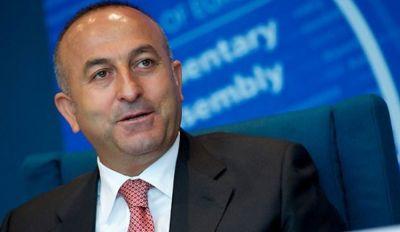 """Mövlud Çavuşoğlu: """"Azərbaycan xalqının dəstəyini hiss etdik"""""""