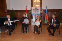 Macarıstanda Azərbaycan xalq musiqisindən ibarət konsert